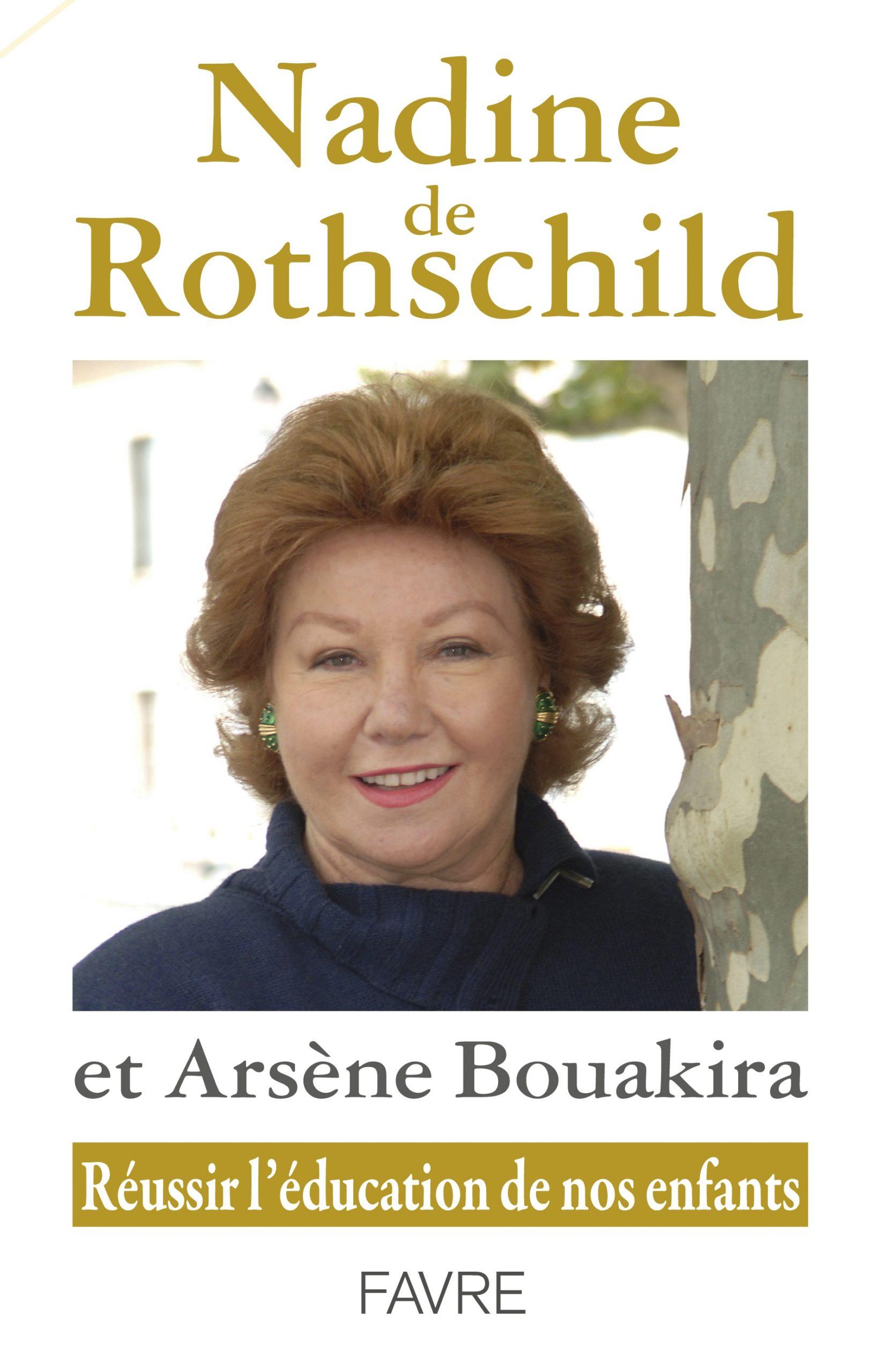 Guide Des Bonnes Manieres Rothschild réussir l'éducation de nos enfants - Éditions favre