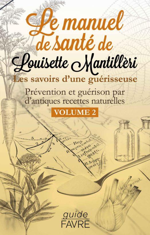 Manuel De Sante De Louisette Mantilleri Le Vol 2 Editions Favre